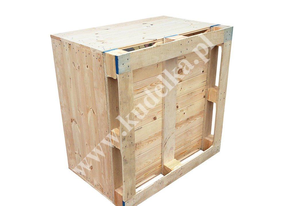 Inteligentny Skrzyniopalety i palety drewniane - Producent DC86